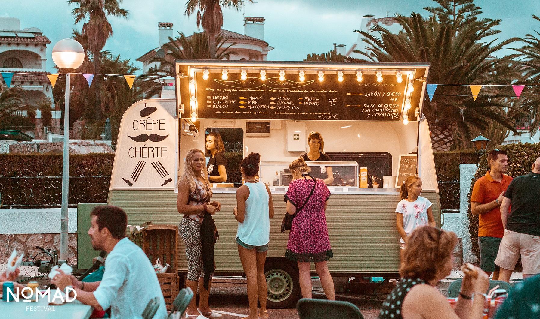 Baños De Luna 2019 4º Festival Nomad En Miami Playa Costa Daurada