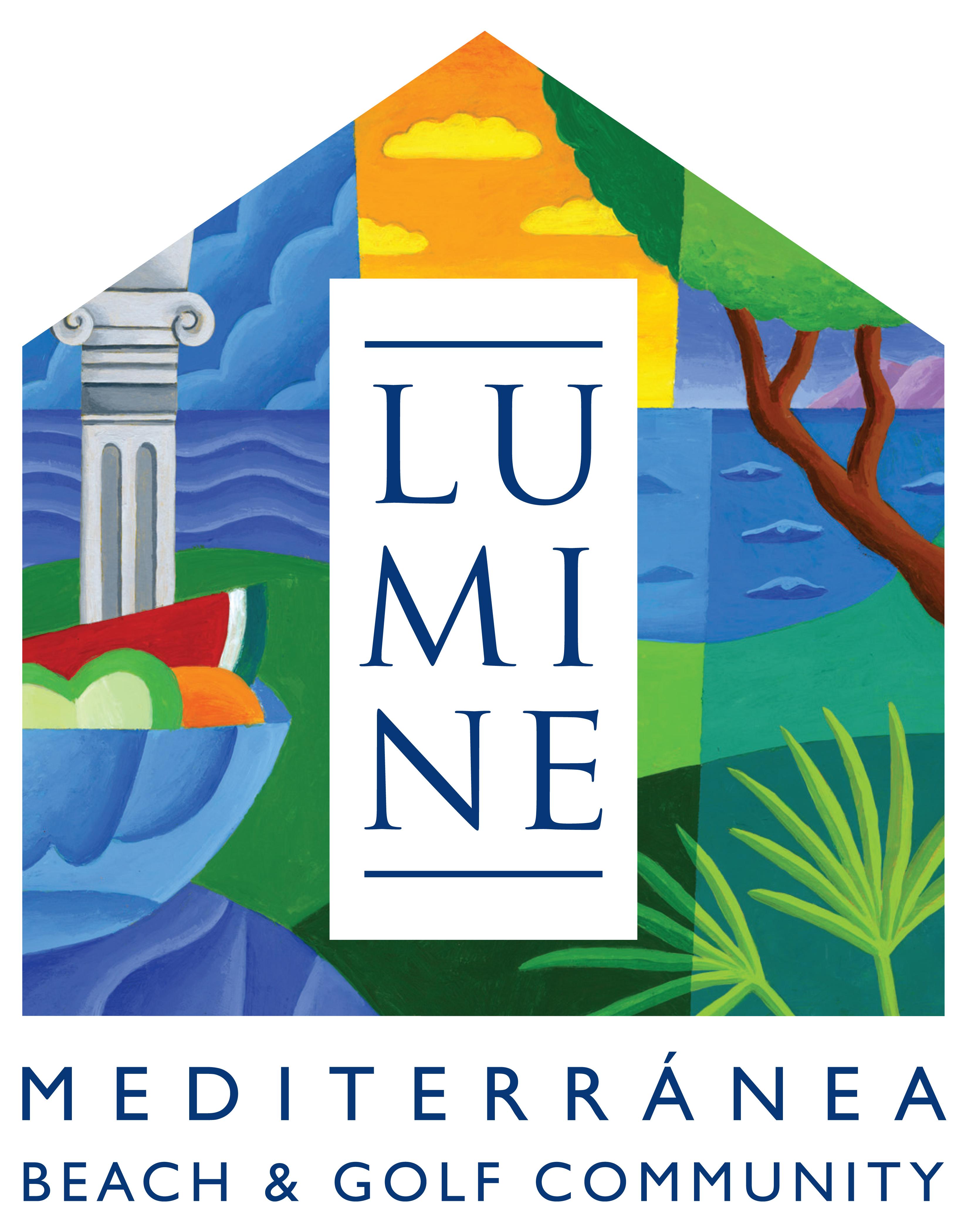 Golf Logotip Lumine