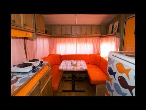 Caravanas Vintage - Camping Miramar