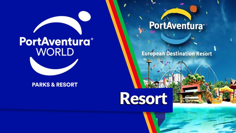 PortAventura World Parks&Resort · 20 aniversario