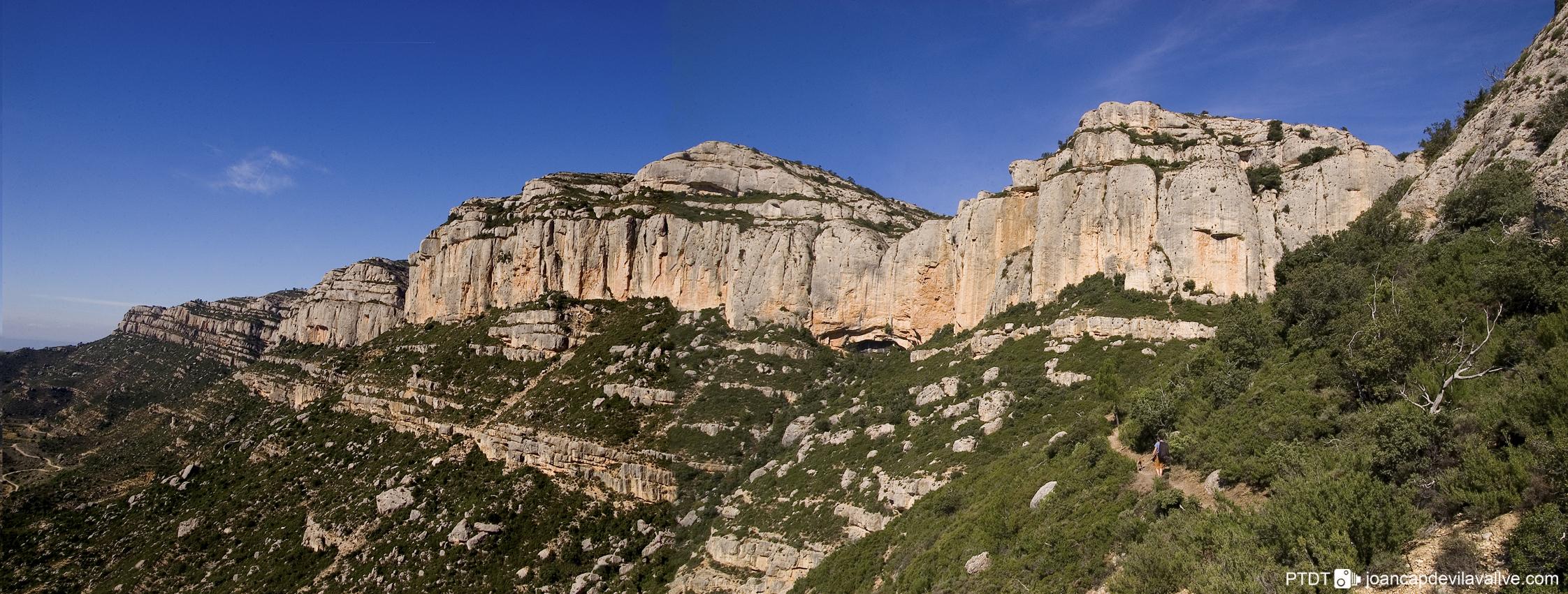 Resultat d'imatge de l'Montsant