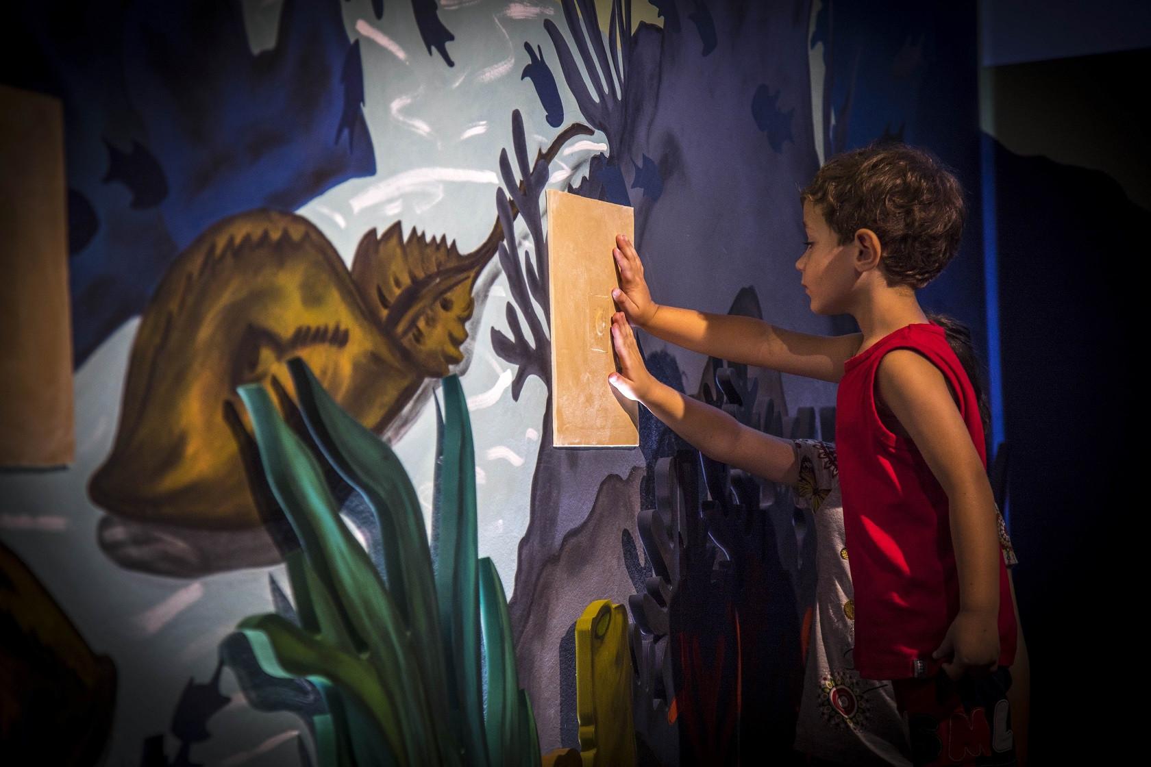 Museu d'Alcover: Triàsic en familia
