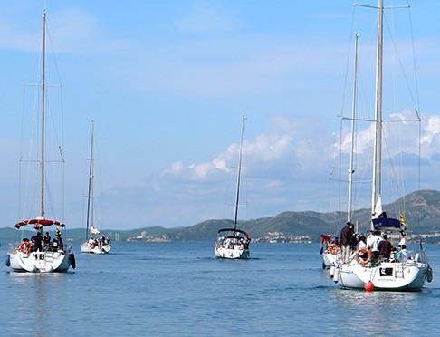 Estació nàutica velers