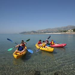 Excursio guiada amb kayak